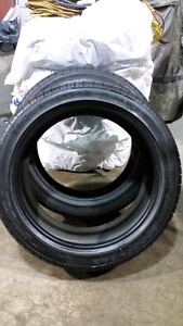 "17"" & 18"" summer tires not full set"