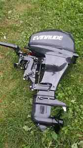 Evinrude 15 hp Outboard Motor