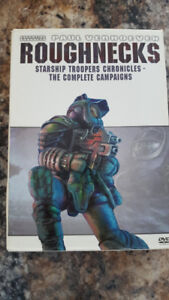 TV Shows For Sale DVD STARSHIP TROOPERS MARIO DEADWOOD