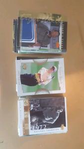 2001 UPPER DECK PGA CARDS