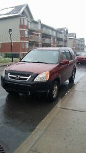 2004 Honda CR-V SUV, Crossover, VUS CLEAN