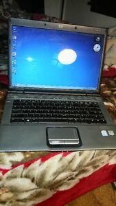 HP DV6000 Laptop Win 7, MS Office Pro 2010