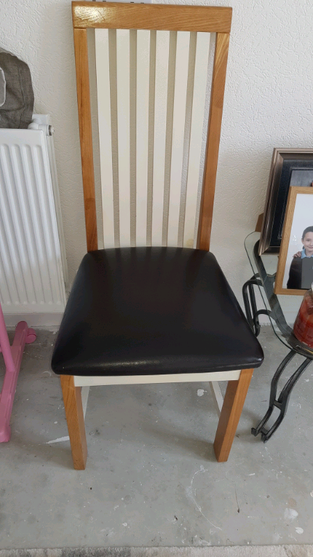 Dinning room table and chairs | in Dunmurry, Belfast | Gumtree