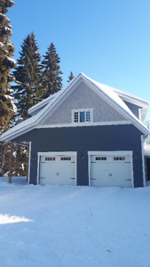 Carriage house suite in Prince George BC( Beaverly)