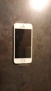 NEW IPHONE 5S 16GB SILVER
