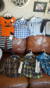 Boys clothes lot  24m - 2T