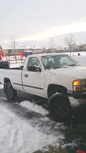 2001 GMC SIERRA DURAMAX TAKE IT TONIGHT