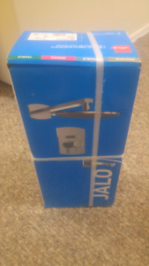 Jalo shower tub faucet set Brand New Never Opened