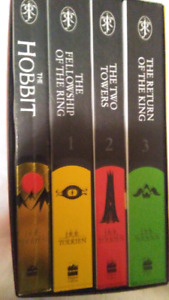 The Hobbit. The Lord of The Rings Box Set