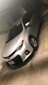 2015 Toyota Corolla sport- semi leather edition