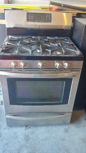 gas Convection Stove