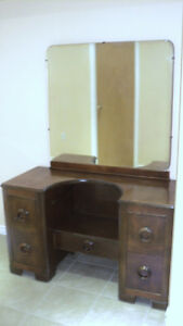 Vintage /antique dresser solid wood