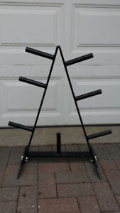Standard Weight Rack Storage Tree no dumbbell bar power
