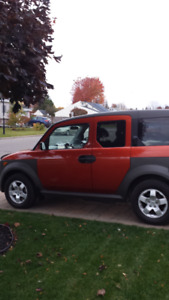 Honda Element EX 2005 AWD