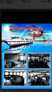 M.S  RIVER ROUGE  CRUISE LINE - FOR SALE  1.5 Million