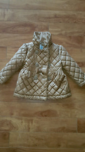 Girl jacket size 18-24 months