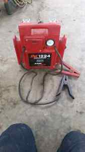 Booster pack 12-24 volt