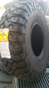 35X12.50R15LT NEW TIRES   BLOWOUT!!! $1100