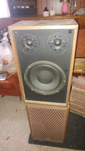 Sears vintage speakers