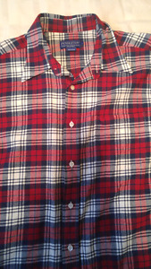 Like-NEW Quality Flannel Shirt!