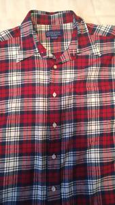 Like-NEW Quality Flannel Shirt!