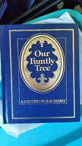 Family Tree Book - NEW Kingston Kingston Area image 1