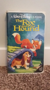 The Fox and the Hound Black Diamond Edition