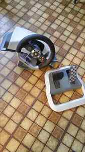 Xbox 360 Racing Steering Wheel and More