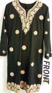 SALWAR SUIT IN BLACK