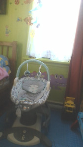 Fisherprice glider swing for sale