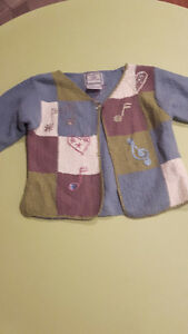 Beautiful April Cornell Cardigan,Girls Dresses and Top