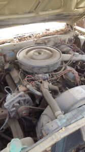 440 Stock Car Needs A New Home