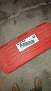 Rubi tile cutter & Dewalt pro quik drive screw drill