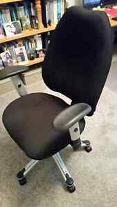 Multi Function Office Chair, Black London Ontario image 1
