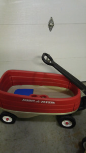 Red Wagon for kids