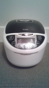 T-Fal multi-function cooker (including rice cooker), $80