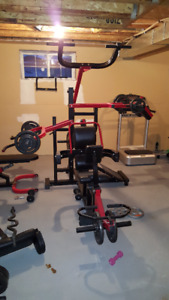 Home weight gym