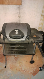 George formen grill and stand