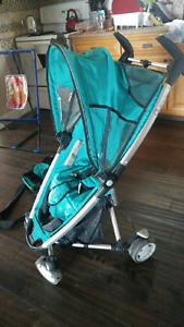 Quinny stroller xtra and accessories