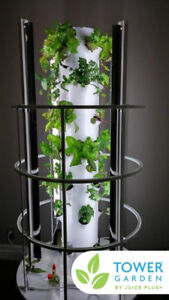 Tower Garden System with everything you need to get started
