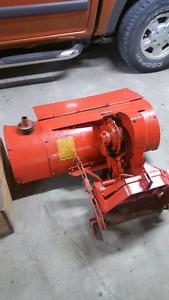 """Ariens Tractor 36"""" tiller"""