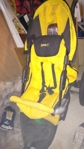 Stroller, Carrier and Playpen for sale