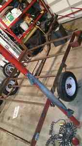 Project trailer 500$
