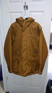 Eddie Bauer Winter Jacket Brown - Men's Large