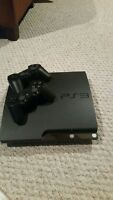 Playstation 3 - 160GB - with 36 games