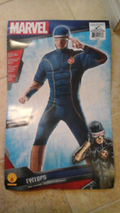 Costume Cyclope X - Men de MARVEL (taille x-large) Halloween