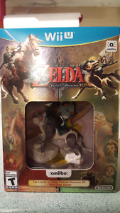 Zelda Twilight Princess HD (deal pending)