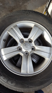 16 X 6.5 Tires and Rims - Salmon Arm