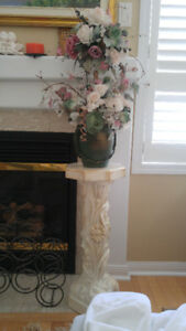 """Floral Arrangement with 28""""H Stand FOR SALE"""