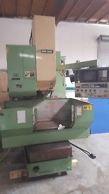 Mori Seiki Vmc Vertical Machining Center Model Mv-junior